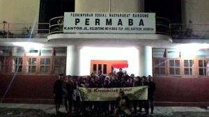 Foto Keluarga Komunitas Aleut di PERMABA