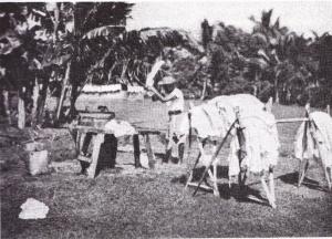 Tukang Dobi di Kebon Kawung